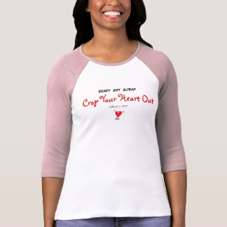 Crop Your Heart Out 2007 Tshirt