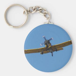 Cropsprayer Airplane Keychains