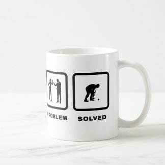 Croquet Coffee Mug