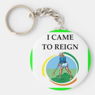 croquet key ring