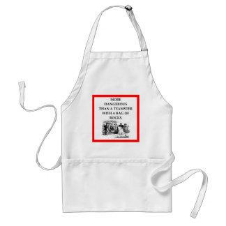 croquet standard apron