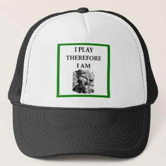 CROQUET TRUCKER HAT