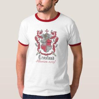 Crosland Reunion 2013, Men's Ringer Tee Shirt
