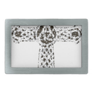 cross14 rectangular belt buckles