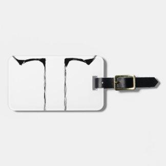 cross19 luggage tag