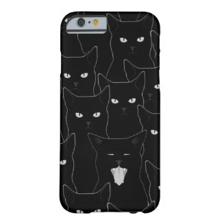 Cross a Black Cat's Path Barely There iPhone 6 Case