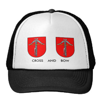 CROSS  AND  BOW HAT