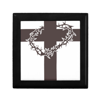 Cross And Thorns Gift Box