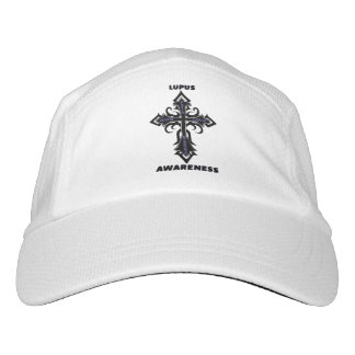 Cross/Awareness...Lupus Hat