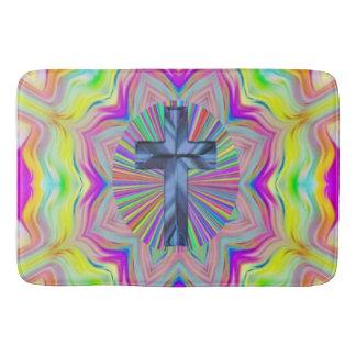 cross bath mat bath mats