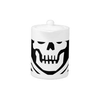 Cross Bones Flag Pirate Skull