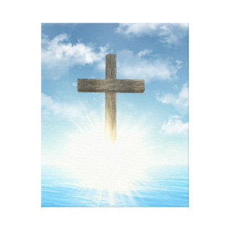Cross Canvas Stretched Canvas Prints