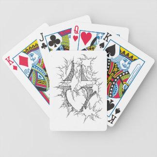 Cross connect 2 poker deck