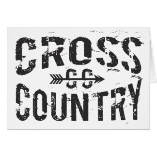 Cross Country Card
