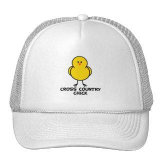Cross Country Chick Mesh Hats
