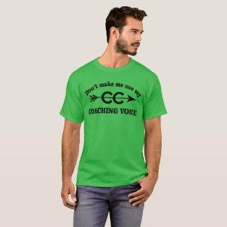 Cross Country Coach T-Shirt