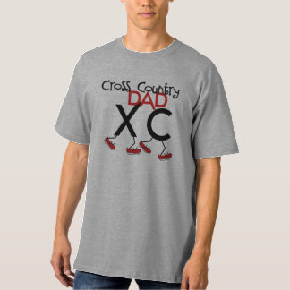 Cross Country Dad - Cross Country Runner Dad Tshirt