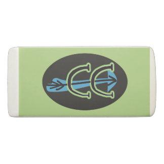Cross Country Eraser
