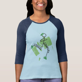 Cross Country Grass Runner Shirts