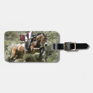 Cross Country Luggage Tag