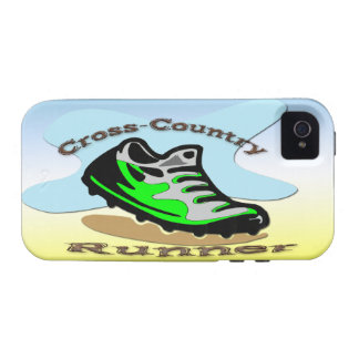Cross-Country Runner 4G Case-Mate Case Case-Mate iPhone 4 Covers