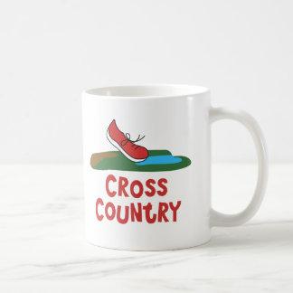 Cross Country Running Mug