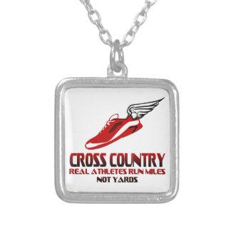 Cross Country Running Jewelry