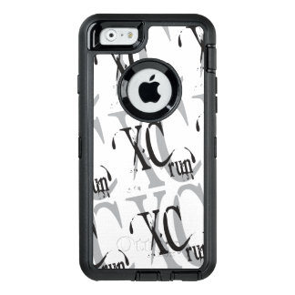 Cross Country Running XC OtterBox iPhone 6/6s Case
