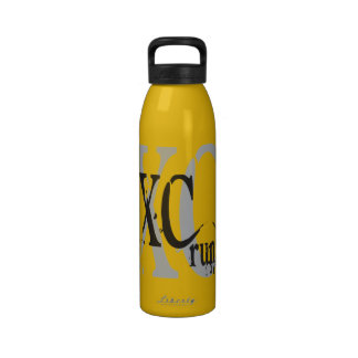 Cross Country Running XC Reusable Water Bottles