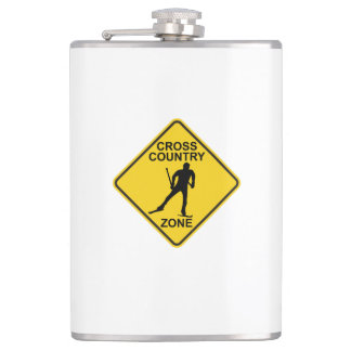 Cross Country Ski Zone Hip Flask