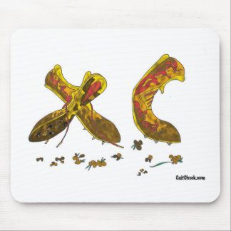 Cross Country Spikes Mouse Pad
