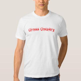 Cross Country Tee Shirts