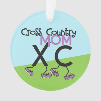 Cross Country XC Mom