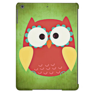 Cross Eyed Owl iPad Air Case