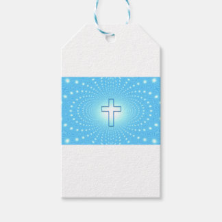 cross gift tags