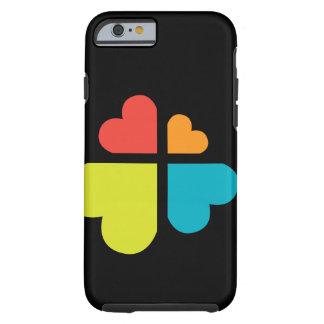 Cross & Hearts Tough iPhone 6 Case