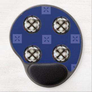 Cross in Diamond® Christian Design Gel Mouse Pad