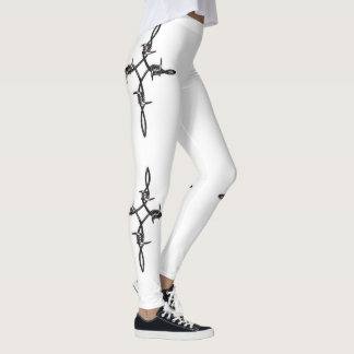 Cross Leggings