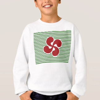 Cross Marine Basque Sweatshirt