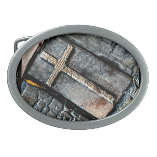 Cross of Protection Belt Buckle
