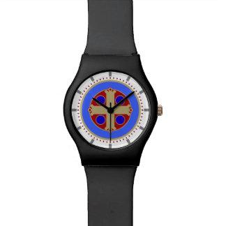 Cross of Saint Benedict Watch