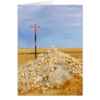 Cross of Saint James Card