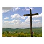 Cross on a Hill Postcards