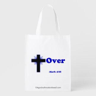Cross Over Grocery Bags