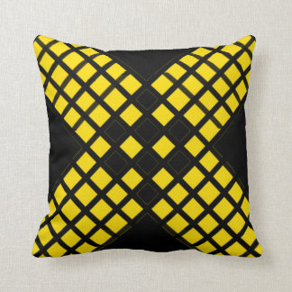 Cross Pattern Cushion