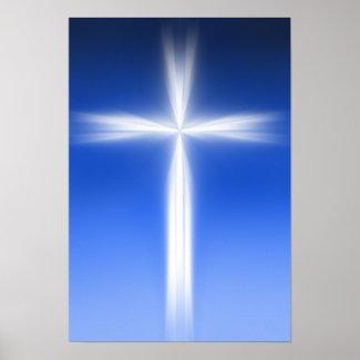 Christian Poster: Cross