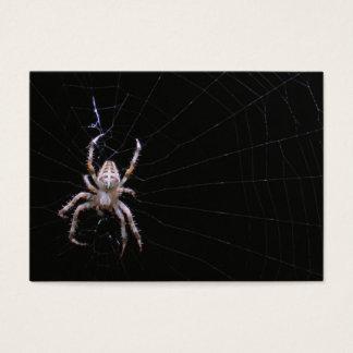 Cross Spider ~ ATC Business Card