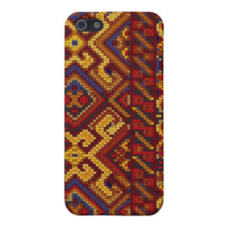 Cross Stitch Embroidery Pattern iPhone 4/4S Speck Case For iPhone 5