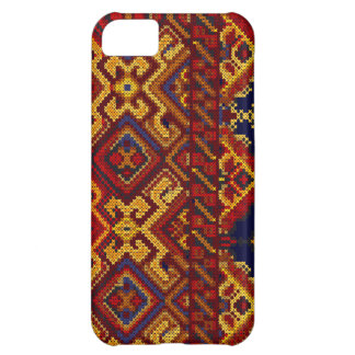 Cross Stitch Pattern iPhone 5 BARELY THERE Case Cover For iPhone 5C