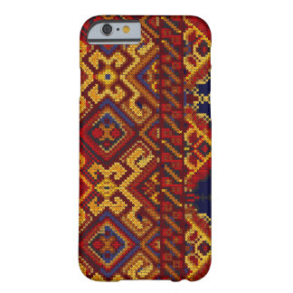 Cross Stitch Pattern iPhone 6 case ID Case Barely There iPhone 6 Case